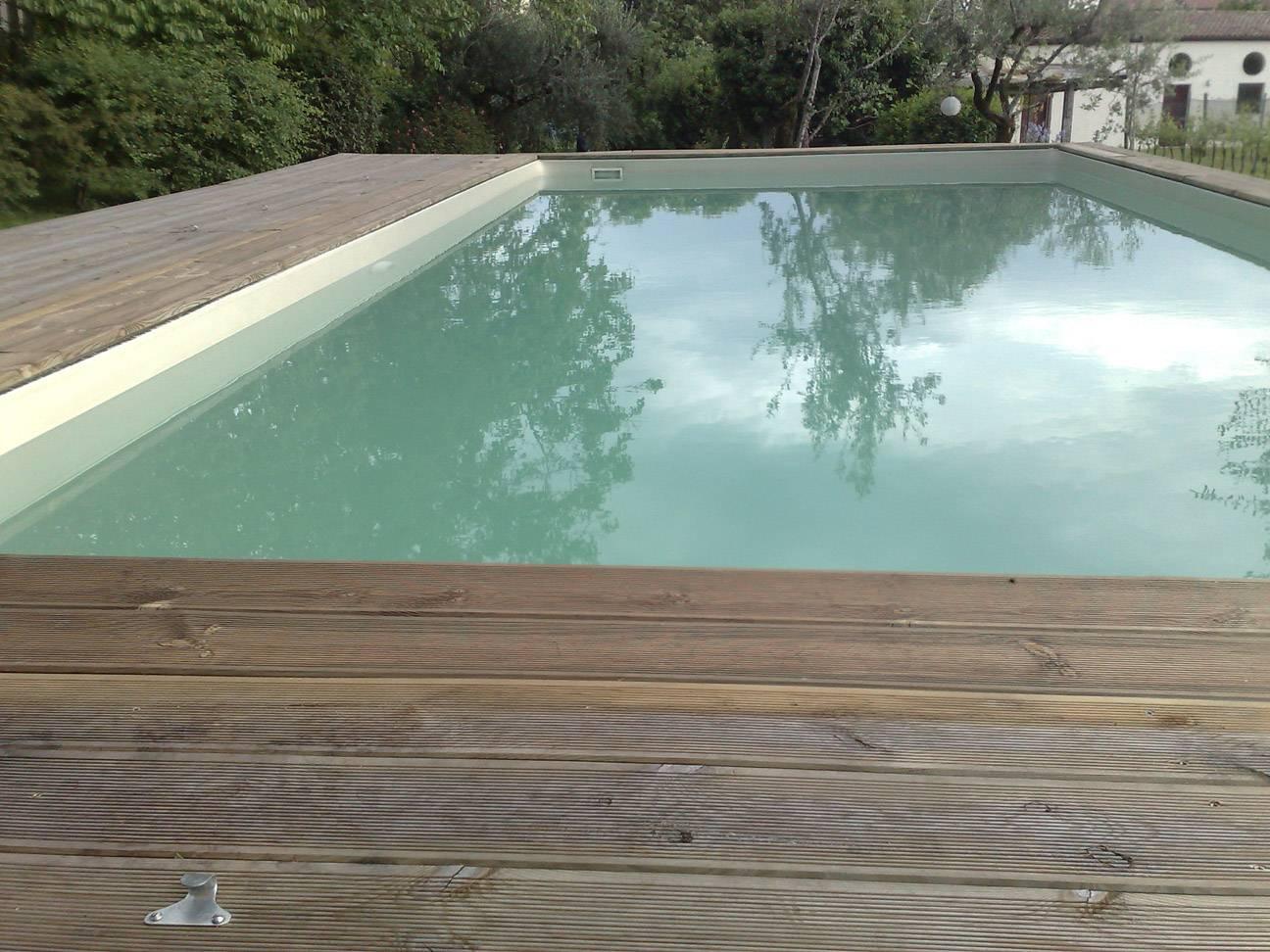 Le piscine fuori terra in legno tutto su ispirazione for Design piscine 47