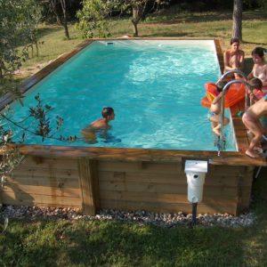 Piscine fuori terra solaris una idea vincente solaris for Allergia al cloro delle piscine