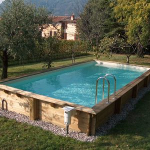 Solaris wood le migliori piscine fuori terra solaris for Scopa per piscina
