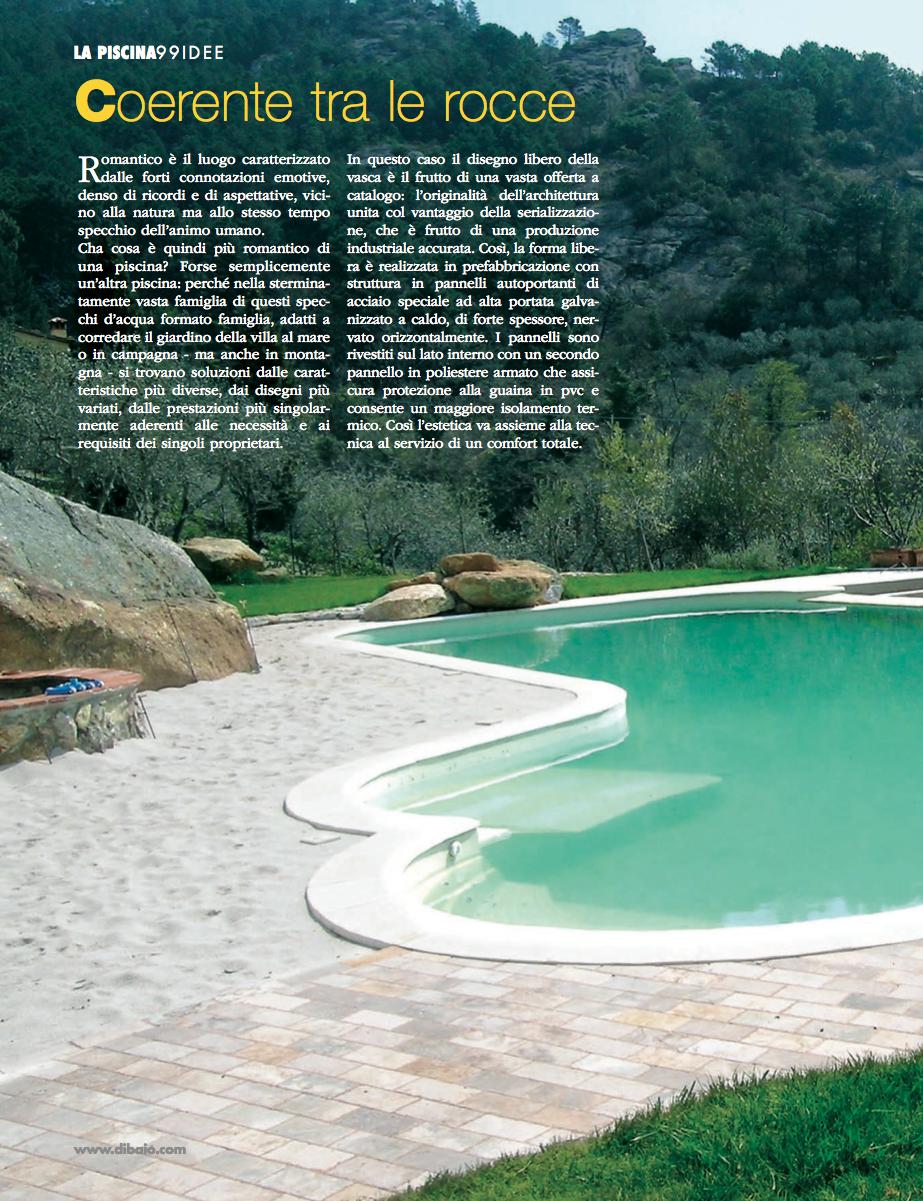 Rassegna stampa piscine solaris solaris - Piscine naturali piemonte ...