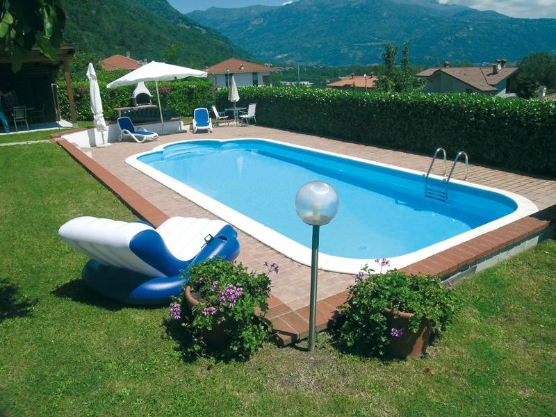 Piscine interrate piccole piscina interrata inground pool - Piscine piccole interrate ...