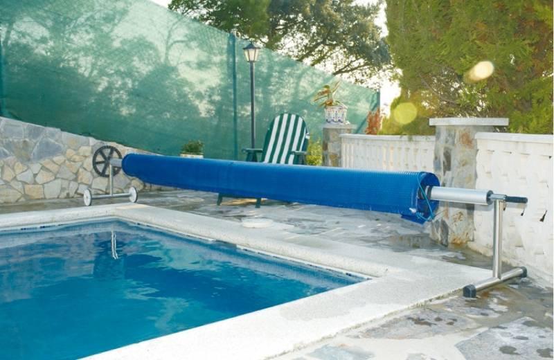 Copertura estiva per le piscine solaris solaris for Clorazione piscine