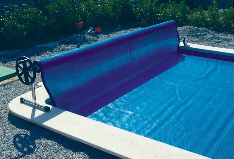 Copertura estiva per le piscine solaris solaris - Prezzo piscina interrata ...