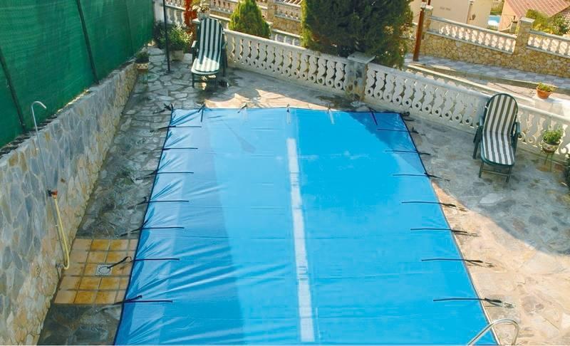 Copertura invernale per le piscine solaris solaris - Saldatura telo pvc piscina ...